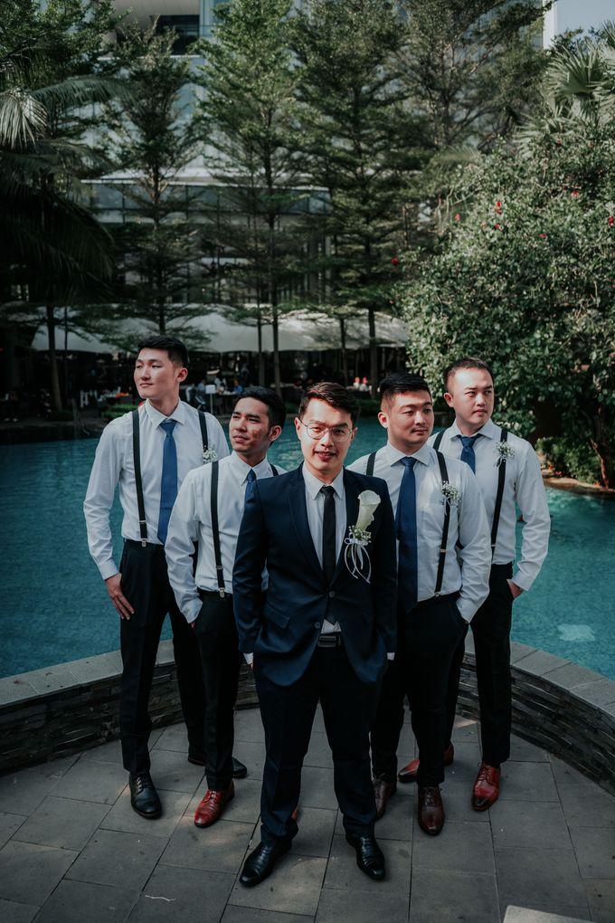 The Wedding of Vincent & Jovia by Memoira Studio - 011