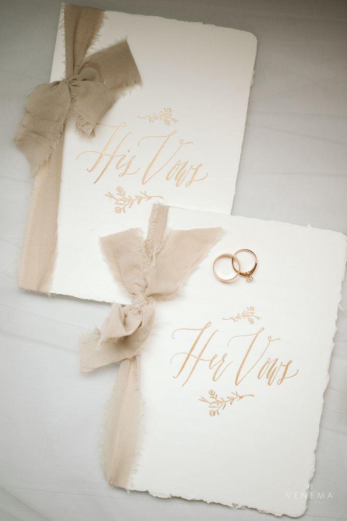 Clean and Elegant Wedding at Ayana MidPlaza by Priscilla Myrna - 001