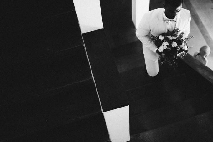Wedding of Michelle & Prene by Mata Zoe - 010