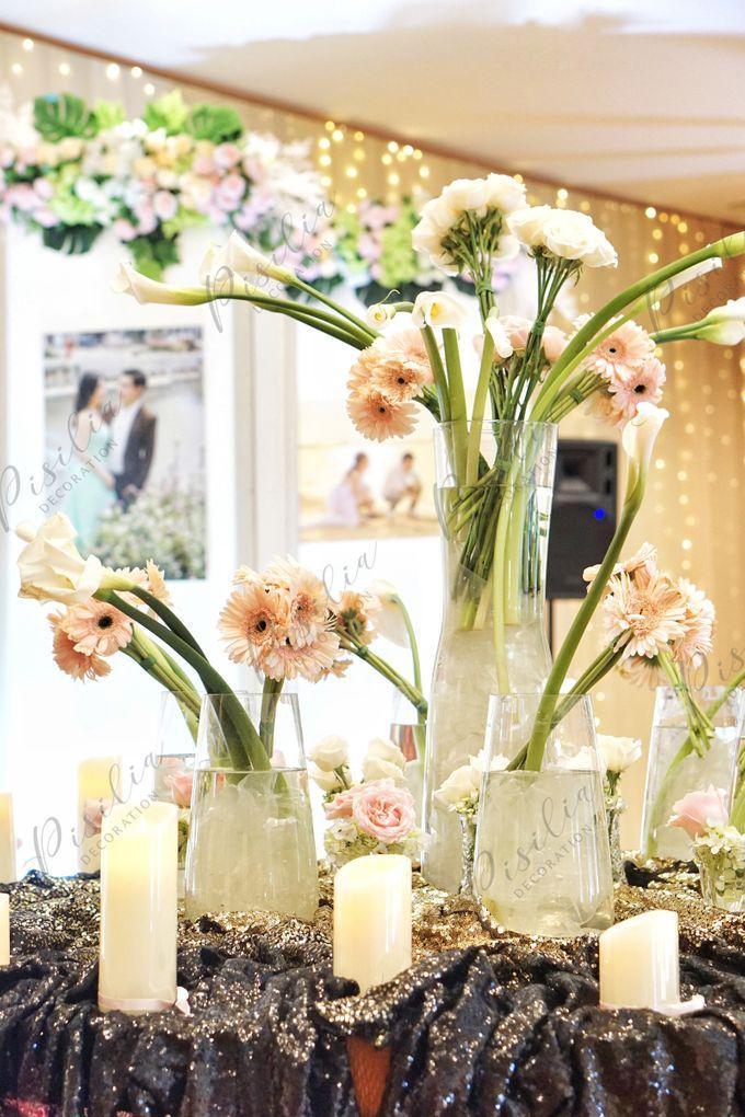 Ritz Carlton Pacific Place, 3 Aug '19 by Pisilia Wedding Decoration - 010