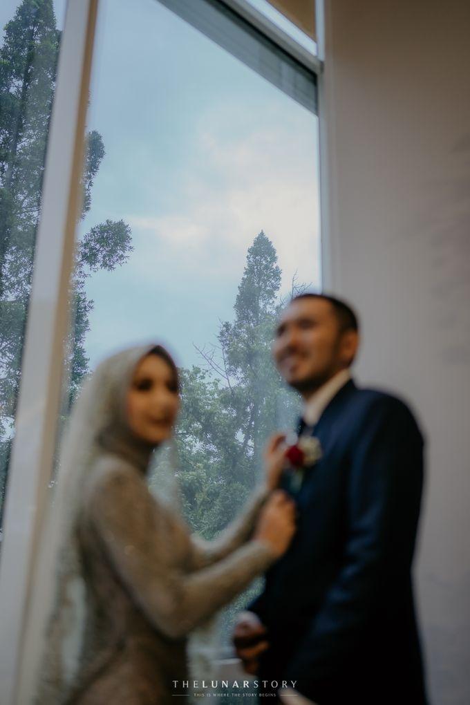 Wedding Anggit & Fery by The Luxton Hotel - 004
