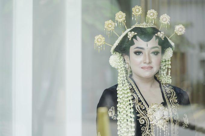 From Wedding Ceremony Randy & Andin by UK International Jakarta - 008