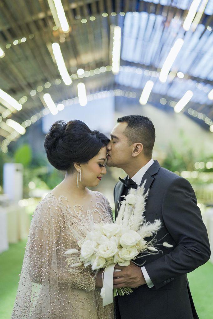 Wedding Randy & Andin by UK International Jakarta - 030