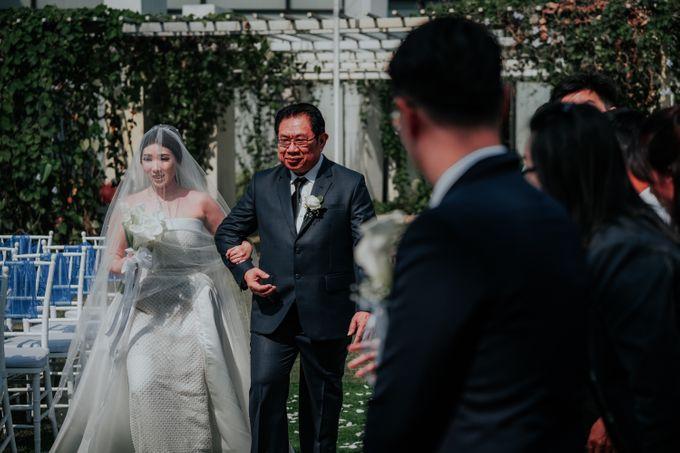 The Wedding of Vincent & Jovia by Memoira Studio - 016