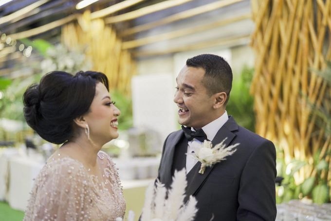 Wedding Randy & Andin by UK International Jakarta - 026