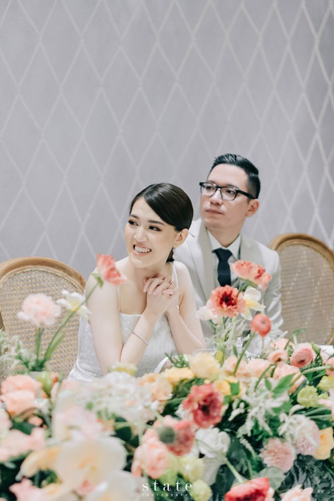 Wedding - Billy & Sharon by State Photography - 045