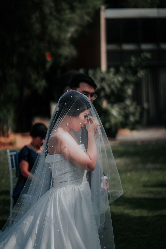 The Wedding of Vincent & Jovia by Memoira Studio - 018