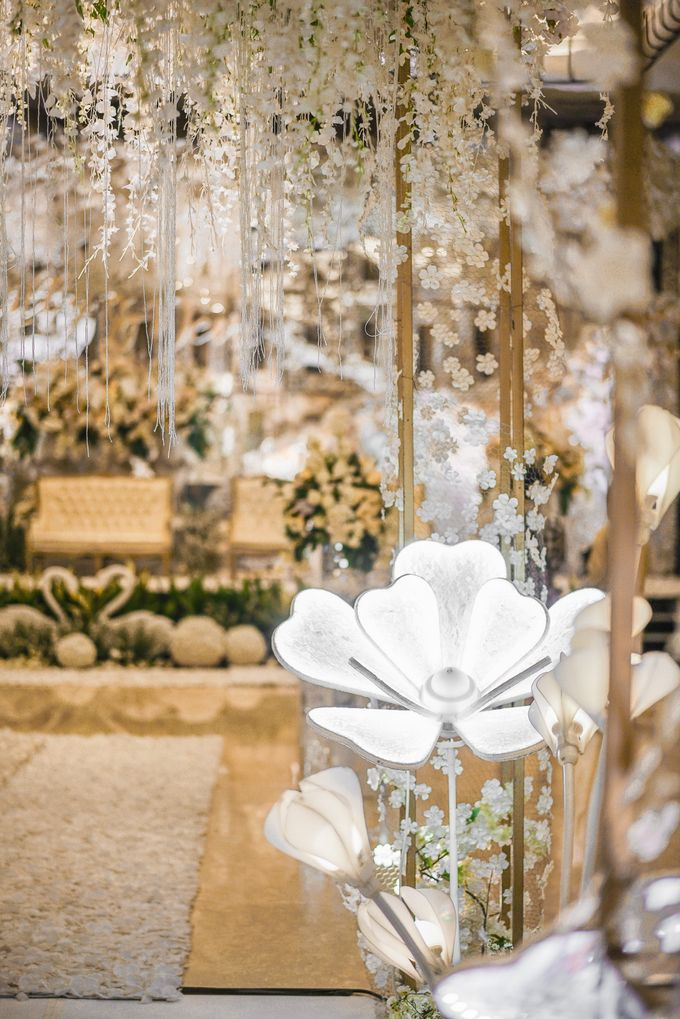 THE WEDDING OF B & D by GLORIOSA DECORATION - 012