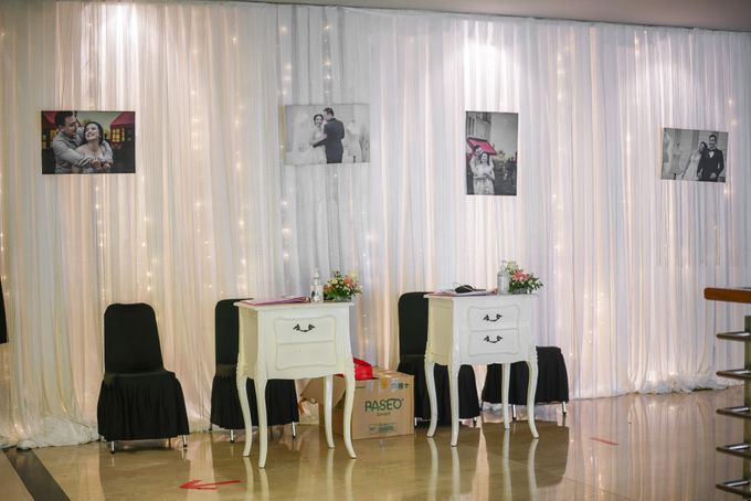 THE WEDDING OF B & D by GLORIOSA DECORATION - 015