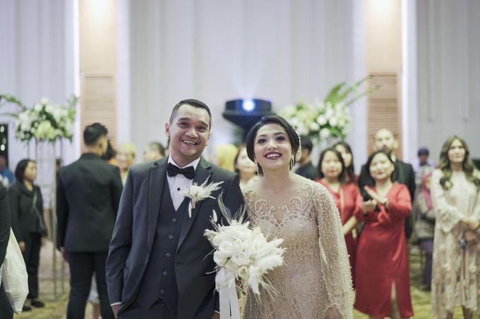 Wedding Randy & Andin by UK International Jakarta - 013