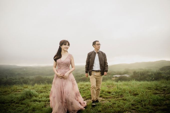 The Prewedding of Endy & Widya by LUNETTE VISUAL INDUSTRIE - 005