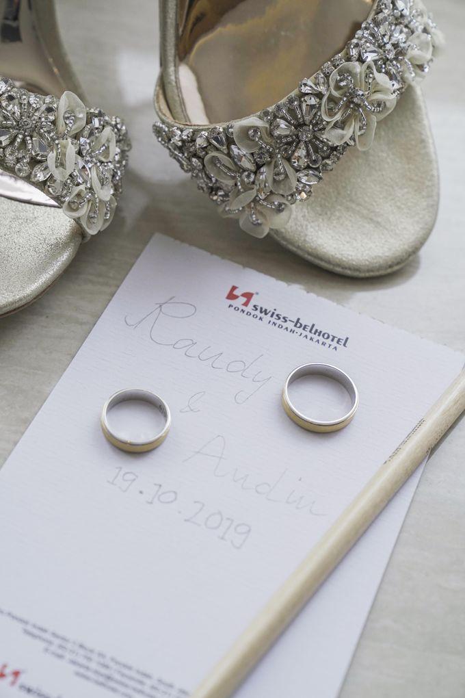 From Wedding Ceremony Randy & Andin by UK International Jakarta - 010
