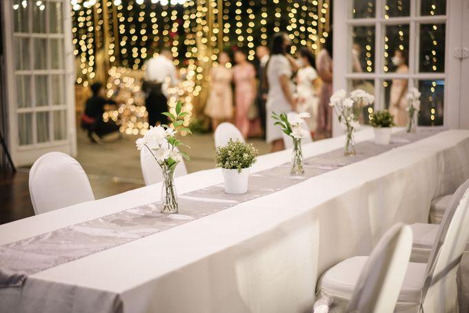 THE WEDDING OF Y & N by GLORIOSA DECORATION - 001