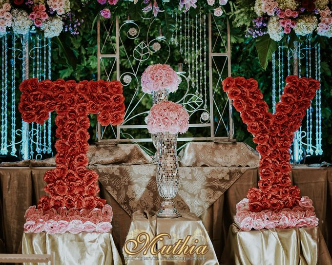 Wedding Of Tiari & Yoga by Muthia Catering - 021