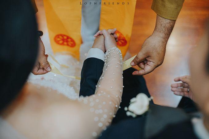 Bobby & Fany wedding by lop - 016