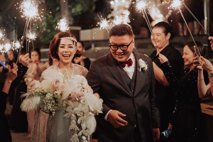 Alvin & Lia Wedding by Angga Permana Photo - 006