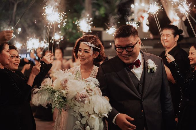Alvin & Lia Wedding by Angga Permana Photo - 004