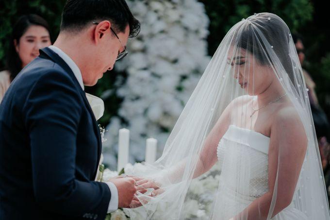 The Wedding of Vincent & Jovia by Memoira Studio - 021