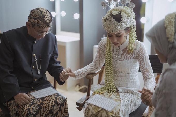 Wedding Allysha & Rachman by UK International Jakarta - 006