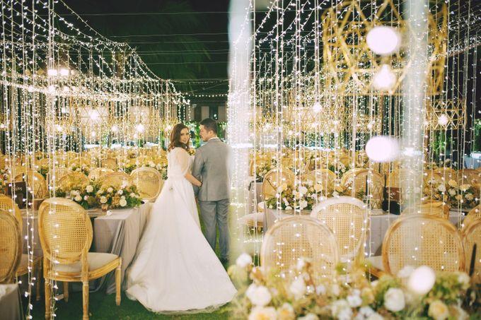 Dicky & Chelsea Wedding Day by Vivi Valencia - 050