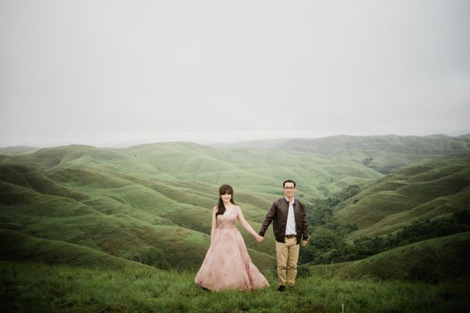 The Prewedding of Endy & Widya by LUNETTE VISUAL INDUSTRIE - 006
