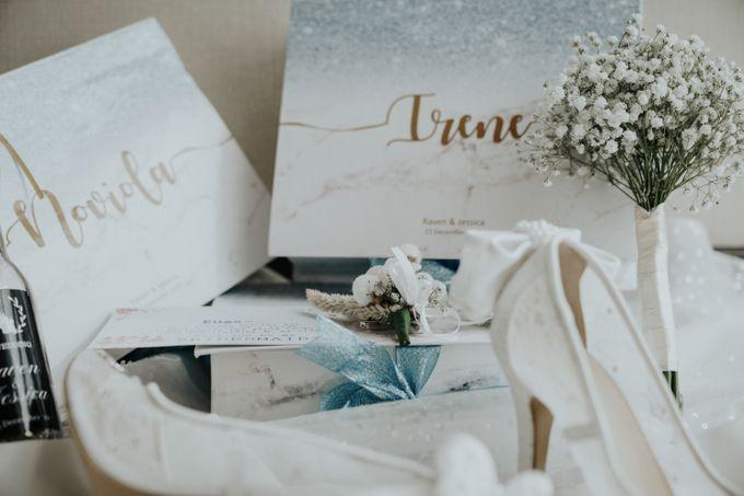 The Wedding of Raven & Jessica by Memoira Studio - 004