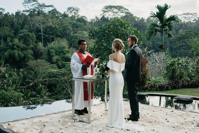 Wedding in Ubud Bali by Mariyasa - 001