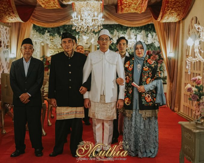 Wedding Of Tiari & Yoga by Muthia Catering - 028