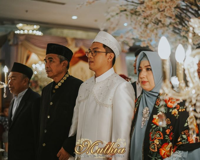 Wedding Of Tiari & Yoga by Muthia Catering - 029