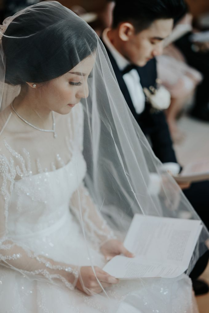 The Wedding of Budi & Rachel by Memoira Studio - 013