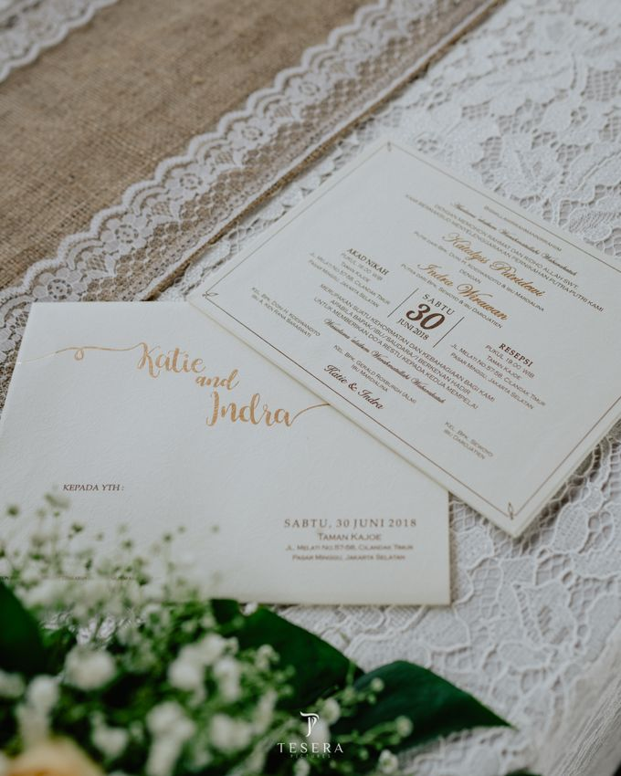 The Wedding Of Katie & Indra by AS2 Wedding Organizer - 007