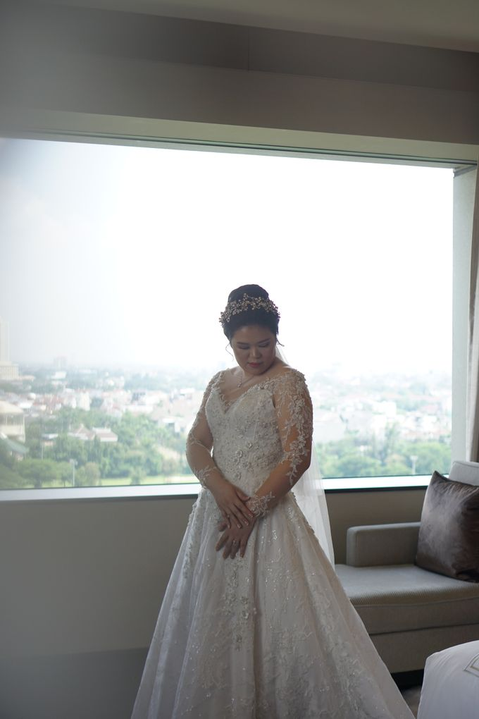 Joungrok & Jenifer Wedding by iLook ( Makeup & Couture ) - 008