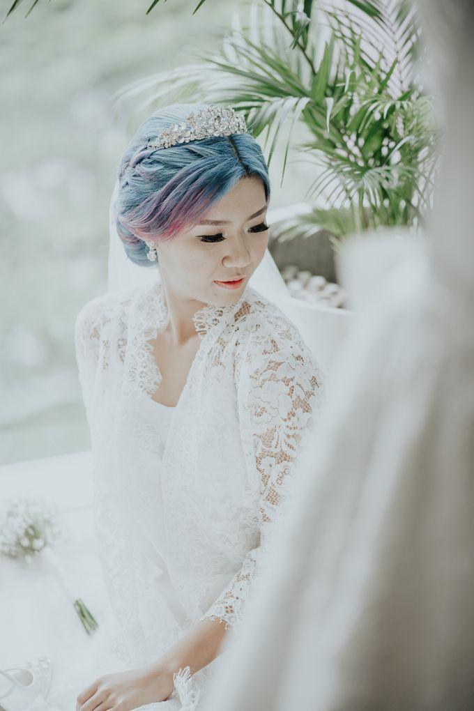 The Wedding of Raven & Jessica by Memoira Studio - 005
