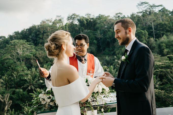 Wedding in Ubud Bali by Mariyasa - 002