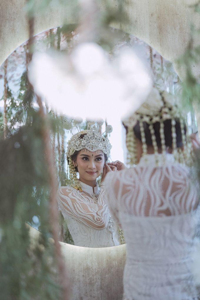 Wedding Allysha & Rachman by UK International Jakarta - 008