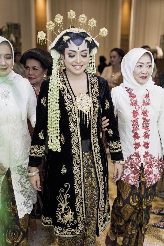 From Wedding Ceremony Randy & Andin by UK International Jakarta - 013