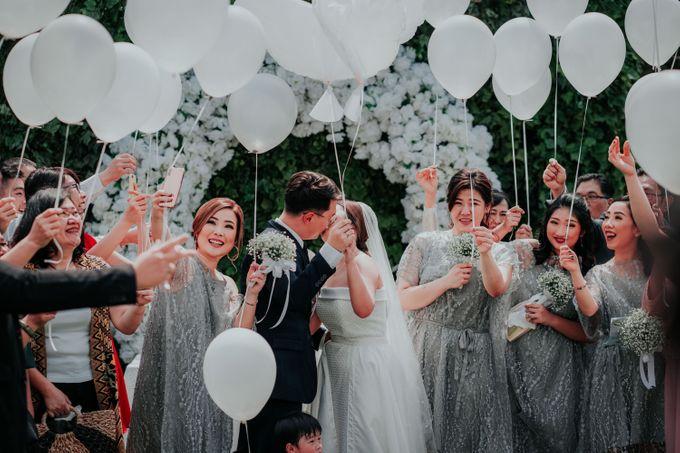 The Wedding of Vincent & Jovia by Memoira Studio - 030