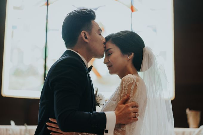 The Wedding of Budi & Rachel by Memoira Studio - 017