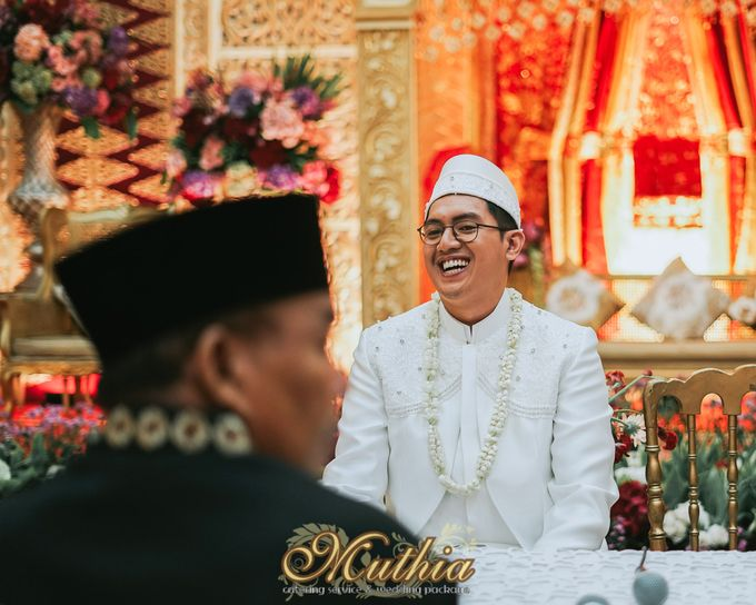 Wedding Of Tiari & Yoga by Muthia Catering - 031