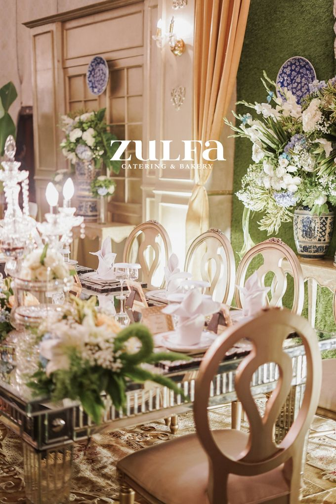 Nurul & Fahmi - Pusdai - 16 February 2019 by Zulfa Catering - 007