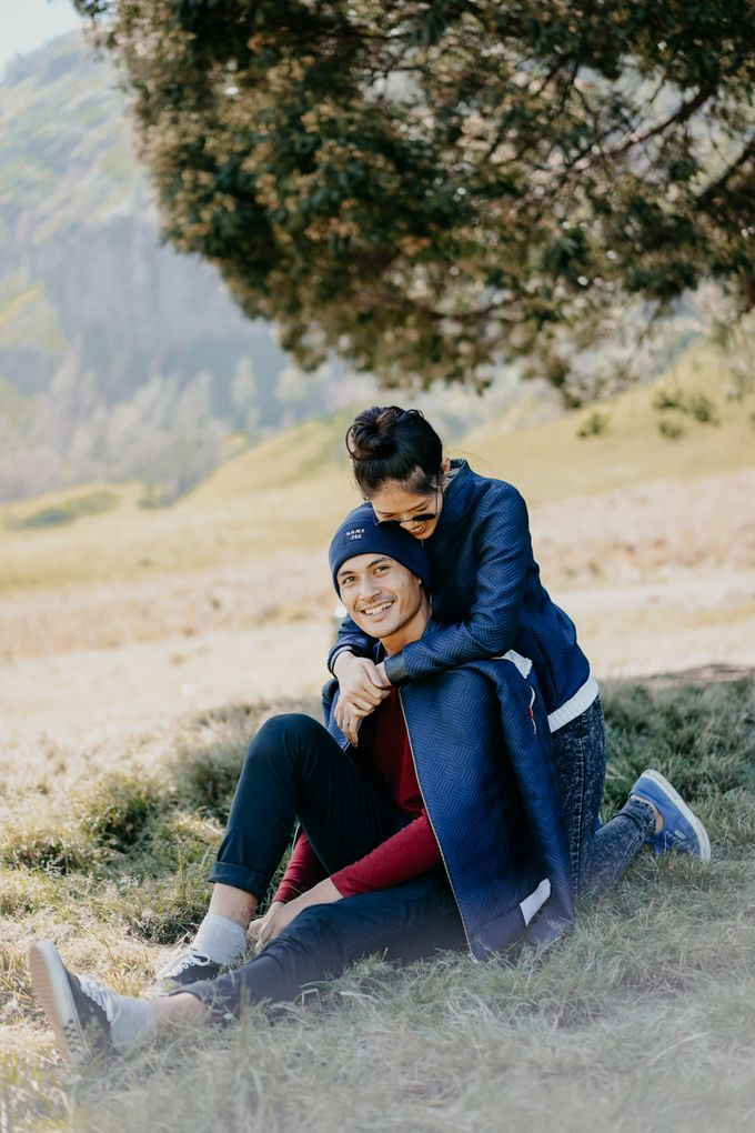 Melinda & Marcell - Bromo Mountain by ELNATH - 015