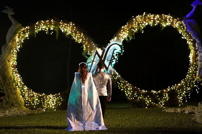 Joseph & Nadine Wedding by Hilda by Bridestory - 019