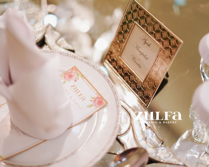 Nurul & Fahmi - Pusdai - 16 February 2019 by Zulfa Catering - 009