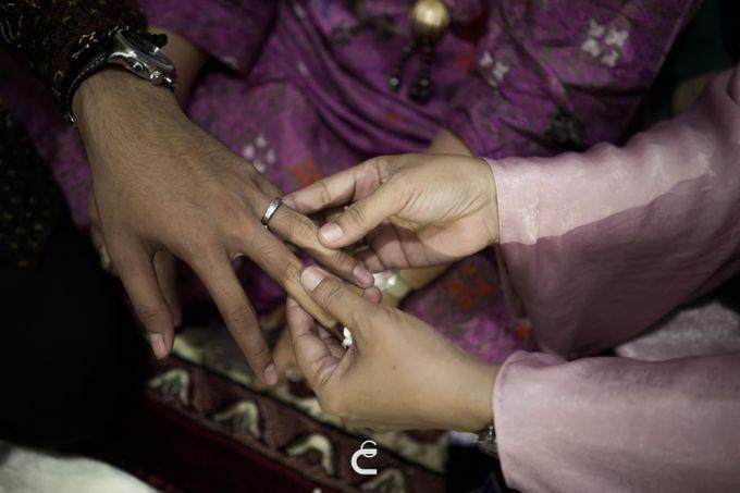 Engagement of Diza & Fouad by Glenn Chandra Wedding - 012