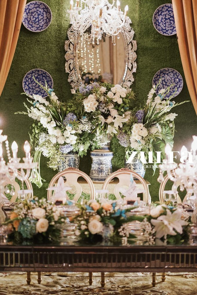 Nurul & Fahmi - Pusdai - 16 February 2019 by Zulfa Catering - 010