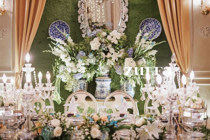 Nurul & Fahmi - Pusdai - 16 February 2019 by Zulfa Catering - 011