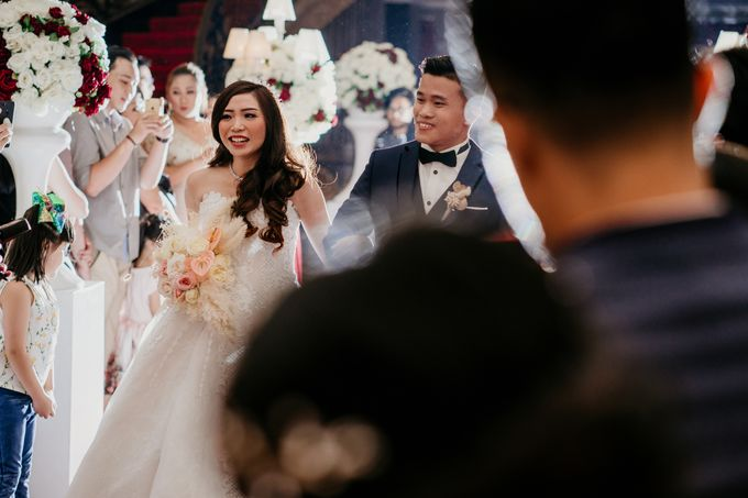 The Wedding of Hendra & Cindy by The Red Carpet Entertainment - 002