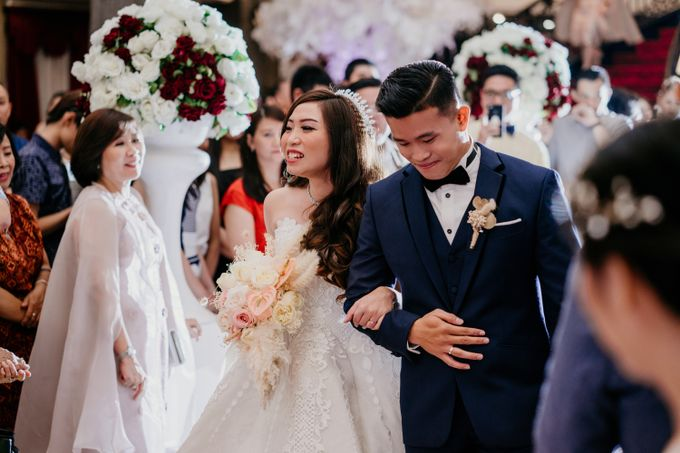 The Wedding of Hendra & Cindy by The Red Carpet Entertainment - 003