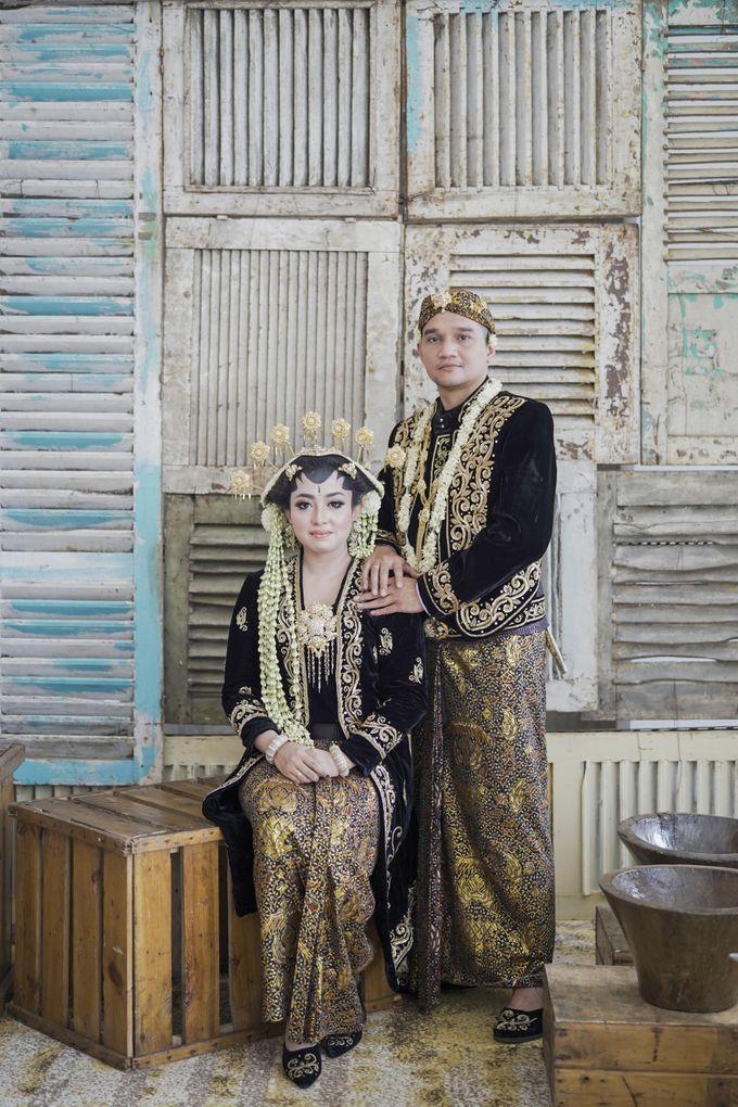 From Wedding Ceremony Randy & Andin by UK International Jakarta - 014