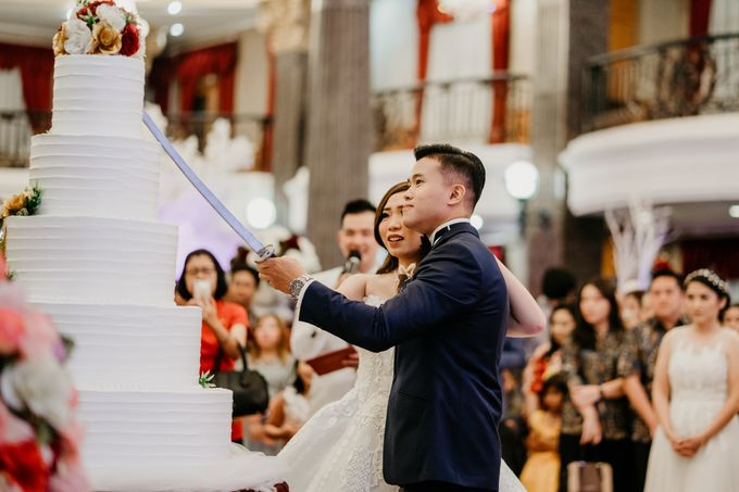 The Wedding of Hendra & Cindy by The Red Carpet Entertainment - 004